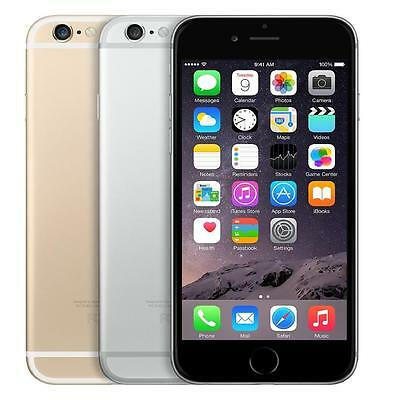 Apple iPhone 6 Plus 16GB Factory Unlocked GSM 4G LTE 8MP Camera Smartphone
