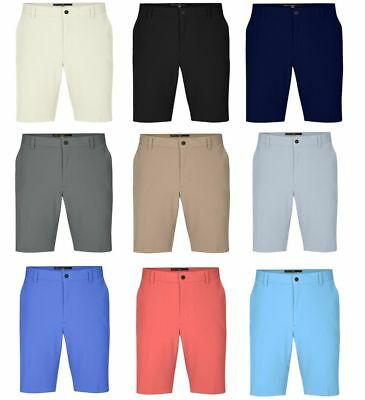 2018 MENS GREG NORMAN FLAT FRONT MICROFIBER TOUR SHORTS PICK SIZE - COLOR 72