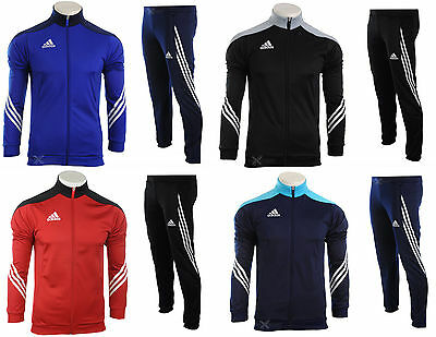 ADIDAS HEREN MEN TRAININGSANZUG SPORTANZUG JOGGINGANZUG FOOTBALL