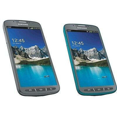 New Unlocked Samsung Galaxy S4 Active I537 AT-T GSM 5-0 8MP 16GB Smartphone