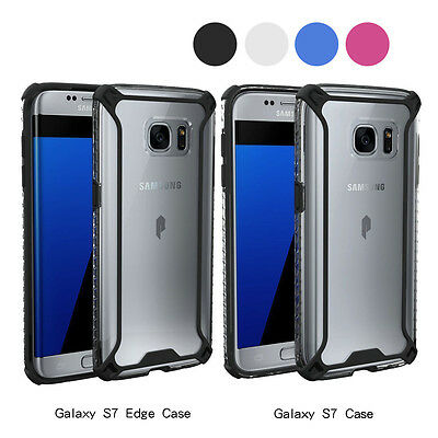 Poetic For Samsung Galaxy S7 Edge  S7 Case Affinity Series Shockproof Cover