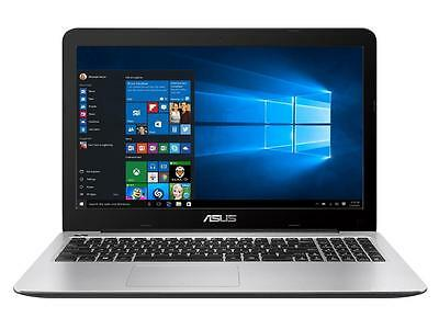 New ASUS 15-6 Laptop Core i7-6500U 2-50 GHz 8GB RAM 1TB HDD Graphics 520 Win10