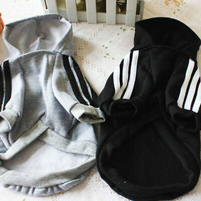 Pet Hoodie Coat Dog Jacket Winter Clothes Puppy Sweater Clothing Apparel Healthy
