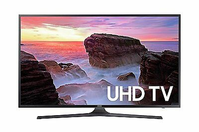 Samsung 55-inch Smart 4K UHD HDR LED TV with 3 HDMI 2 USB Ports - Built-in Wifi