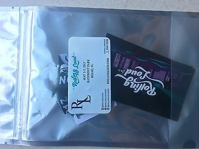 Rolling Loud Music Festival 3 Day Pass Miami Florida May 5-7
