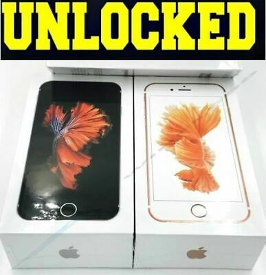 Apple iPhone 6S PLUS 32GB 64GB 128GB UNLOCKED Verizon │Gold│Silver│Gray NEW