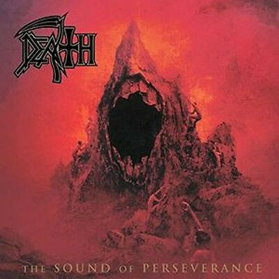Death - The Sound Of Perseverance 2 x LP Limited Indie GOLD VINYL - Metal - NEW
