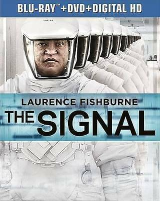 The Signal Blu-rayDVD 2014 2-Disc Set Includes Digital Copy UltraViolet