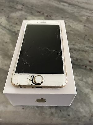 Apple iPhone 6s - 64GB - Gold AT-T Smartphone