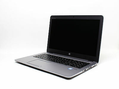 HP EliteBook 850 G3 - 15-6 - Core i7 2-6GHz - 8GB RAM - 256GB SSD V1P45UA