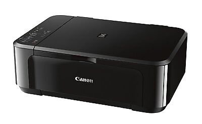 Canon MG3620 Pixma All-In-One Wireless Inkjet Printer w Mobile Printing - Black