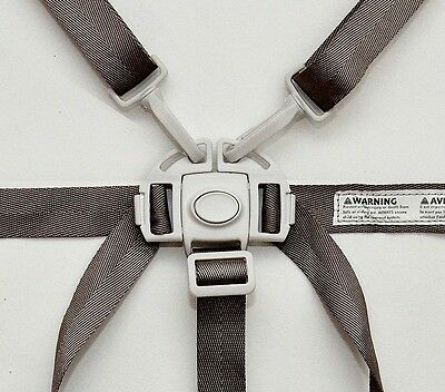 High Chair Seat Belt  Strap  Harness   Hi- Q replacement for Graco HighChair