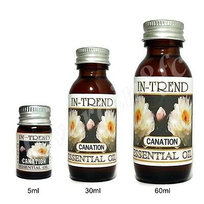 Carnation Essential Oil 100 Pure Many Sizes Free Shipping
