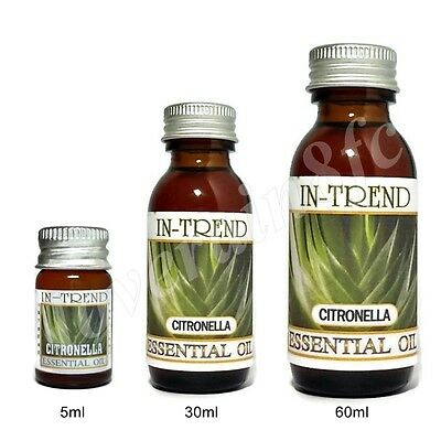 Citronella Essential Oil 100 Pure Many Sizes Free Shipping