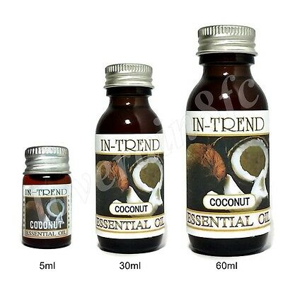 Coconut Essential Oil 100 Pure Many Sizes Free Shipping