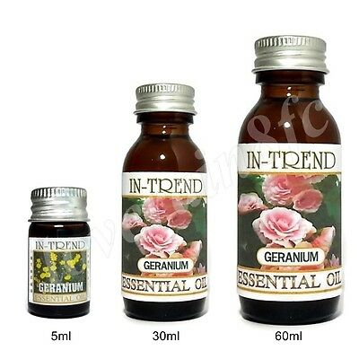Geranium Essential Oil 100 Pure Many Sizes Free Shipping