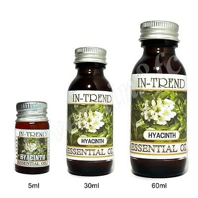 Hyacinth Essential Oil 100 Pure Many Sizes Free Shipping