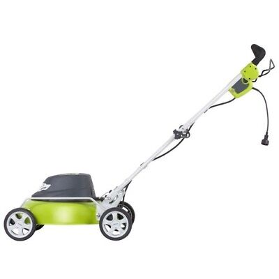 Greenworks 12 Amp 18 2-in-1 Electric Lawn Mower 25012 New