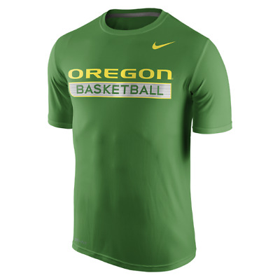 Mens Nike Oregon Ducks March Madness Basketball Shirt Size XXL NWT Gym Fitness