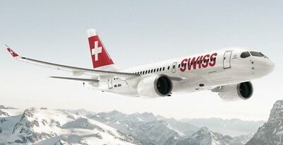100 Swiss Airlines Voucher - eMail Delivery