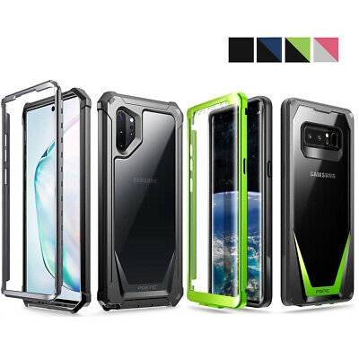 Case For Galaxy Note 8  Note 9  S10 Poetic【Guardian】360 Degree Protection Case
