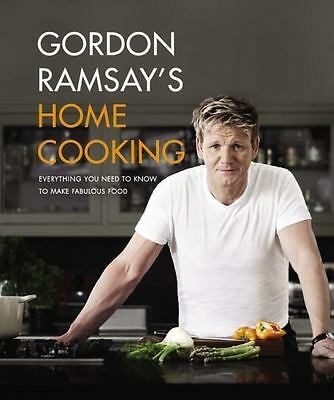 EBOOK     Gordon Ramsays Home Cooking  Everything You Need to Know