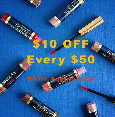 LIPSENSE SeneGence Liquid Lip Color Gloss Blow Out Sale