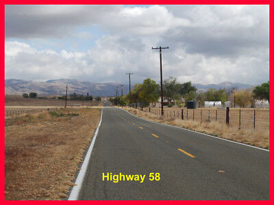 2-5 ACRE RANCH - EASY ROAD ACCESS - POWER - HOMES NEARBY - SAN LUIS OBISPO CO-