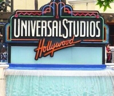 UNIVERSAL STUDIOS HOLLYWOOD  EXPRESS TICKET 159 JANUARY A PROMO DISCOUNT TOOL