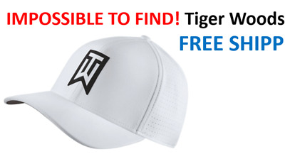 NEW COLORS RARE SHIPS IN BOX 2019 Nike TW Ultralite Golf Hat Tiger Woods