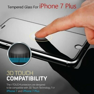 3D Touch Premium Tempered Glass Screen Protector For Apple iPhone 7 Plus 5-5