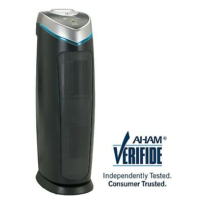 GermGuardian RAC4825 3-in-1 Air Purifier with True HEPA Filter and UVC Refurb