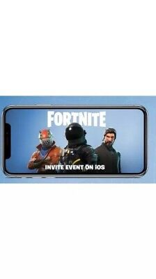 FORTNITE MOBILE CODEINSTANT DELIEVERY 10