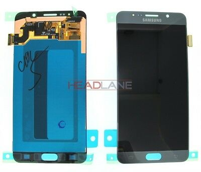 OEM LCD Touch Screen Digitizer Display Assembly for Samsung Galaxy Note 5 Silver