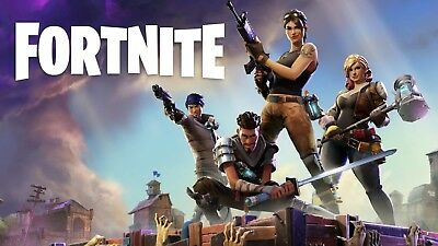 Fortnite Account Fortnite with Standard Edition PC 2017