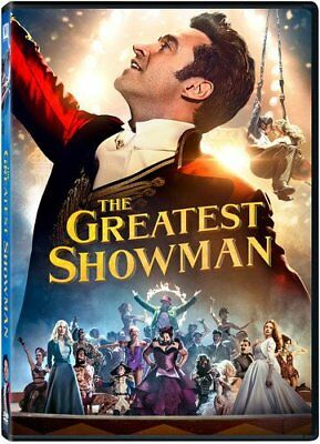 The Greatest Showman DVD 2018 SHIPS IN 1 BUSINESS DAY WTRACKING