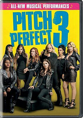 Pitch Perfect 3 DVD - SHIPS IN 1 BUSINESS DAY WITH TRACKING