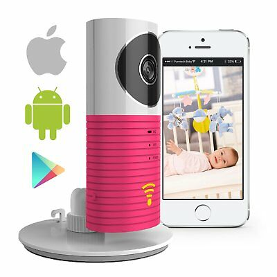 Video Baby Monitor Camera Compatible With iPhone - Android- Wifi 2 way Speaker P