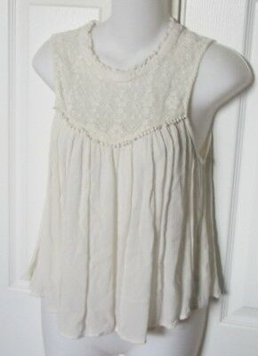 Womens American Eagle Outfitters Sleeveless Cami Top Size XSTP