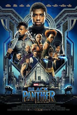 Black Panther DVD 2018 - New