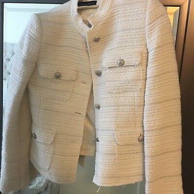 As Seen On Kate Middleton Zara Blazer Jacket