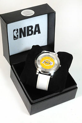 Los Angeles Lakers NBA Watch Licensed NBA LA Lakers Sports Watch Lebron James