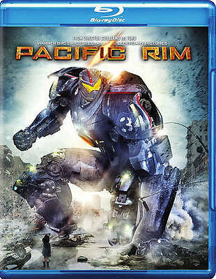 Pacific Rim Blu-ray Combo Pack 2013 newsealed - SEE NOTES