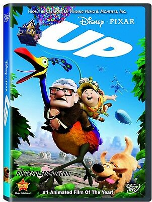 Up DVD 2009 Brand New and Sealed US Seller