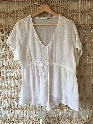 Zara  Womens Top Small