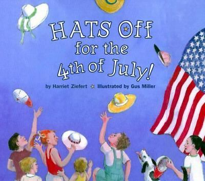 Hats off for the Fourth of July-ExLibrary