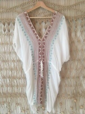 Zara Womens Boho Top Size Medium