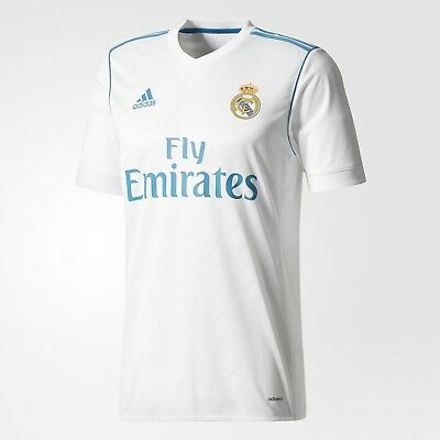 2017-18 Adidas Real Madrid Home Jersey New wtags Rtl 90 -Small -Free SH