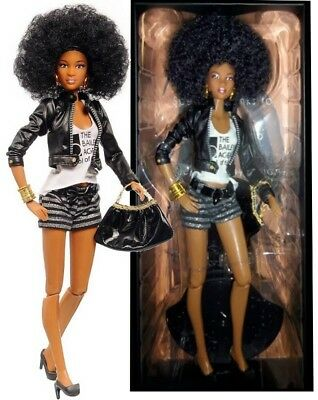 Cynthia Bailey BarbiePrettie Girl African AmericanBlack Collectors Doll