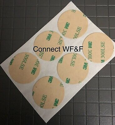 6 Replacement Sticky Pads For Popsockets